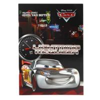 Keskin Color Cars A4 40Yp Güzel Yazı Defteri