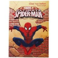 Keskin Color Spider Amz.40 Yp Güzel Yazı Defteri