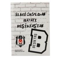 Keskin Color A5 Beşiktaş Kılavuz Çizgili Güzelyazı Defteri 40 Yaprak