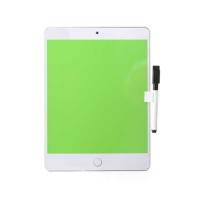 Kikkerland Dry Erase Board Tablet – İpad Manyetik Yazı Tahtası Mavi