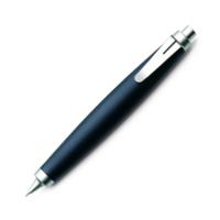 Lamy Scribble 185 Mat Siyah Gövdeli 0,7 Mm Versatil Kalem