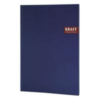 Le Color Kraft Ciltli Defter 17 x 24 96 Yaprak Çizgili Renk - Lacivert