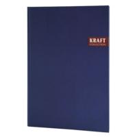 Le Color Kraft Ciltli Defter 17 x 24 96 Yaprak Kareli Renk - Lacivert