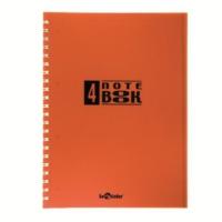 Le Color 4 Notebook A4 100 Yaprak Kareli