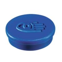 Legamaster Lm181101 Renkli Mıknatıs 20 Mm 10'lu Paket Renk - Mavi
