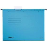 Leitz 6515 Askılı Dosya 25'li Paket Renk - Mavi