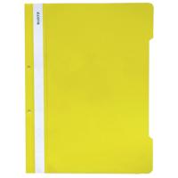 Leitz 4189 Plastik Telli Dosya 50'li Renk - Sarı