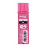Magnum 2B Kurşun Kalem Ucu 0,7 Mm Renk - Pembe