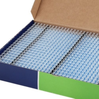 Mapiwire Kutu Tel Spiral 5 - 16 100'lü Renk - Beyaz