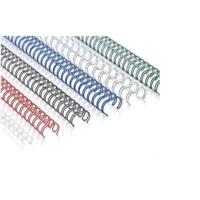 Mapiwire Kutu Tel Spiral 5 - 8 50'li Renk - Beyaz