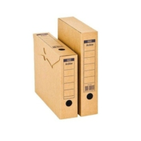 Mas 8202 Arşiv Kutusu Çift Yönlü 32 x 24.5 x 7 Cm 10'lu Paket