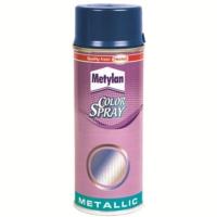 Metylan Sprey Boya Metalik 400 Ml Renk - Mavi