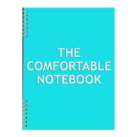 Morning Glory 1643 A4 Spiralli The Comfortable Notebook Renk - Turkuaz