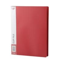 Noki A4 Sıkıştırmalı Mat Dosya F105 Renk - Kırmızı