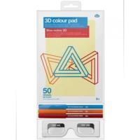 Npw 3 Boyutlu Çizim Seti - 3D Colour Doodle Pad