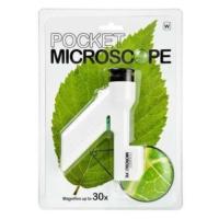 Npw Pocket Microscope - Cep Mikroskopu - X30 - Yeni Başlayanlar İçin Mikroskop