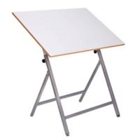 Panda 802 Çizim Masası Ayak + Tabla 100 x 150 Cm