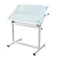 Panda 912 Prof. Çizim Masası Ayaklı Camlı 80 x 120 Cm