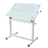 Panda 911 Prof. Çizim Masası Ayaklı Camlı 70 x 100 Cm