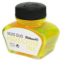 Pelikan M205 Duo High Lighter Ink Sarı Fosforlu Dolma Kalem Mürekkebi