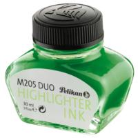 Pelikan M205 Duo High Lighter Ink Yeşil Fosforlu Dolma Kalem Mürekkebi