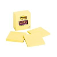 Post-It 654-5Ssy Not Kağıdı 76 x 76 Mm Super Sticky 450 Yaprak