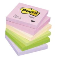 Post-It 654Fl Not Kağıdı 76 x 76 Mm Floral Pastel Tonları 100 Yaprak