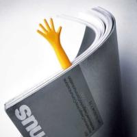 Propaganda İmdat Kitap Ayracı - Help Bookmark - 4Lü Set