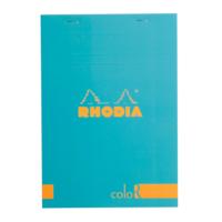 Rhodia Basics 148 x 210 Mm Zımbalı Turkuaz Çizgili Defter Rs 16967