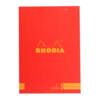 Rhodia Basics 210 x 297 Mm Zımbalı Kırmızı Çizgili Defter Rs 18973