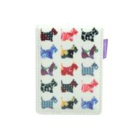 Santoro Animals Giftware Sert Kapaklı Scottie Dogs Not Defteri 179Ec01