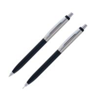 Scrikss 51 Siyah Tükenmez + Versatil 0.7 Mm Kalem Takımı