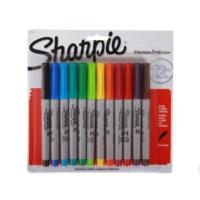 Sharpie Ultra Fine Permanent Markör Kalem 12'li Paket