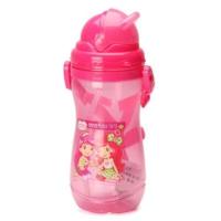 Strawberry Plastik Su Matarası 500 ml