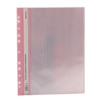 Tranbo P1110 A4 Katalog Dosya Klasöre Takılabilir 10'lu Renk - Pembe