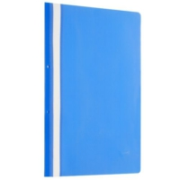 Vegus Plastik Telli Dosya 50'li Paket Renk - Mavi