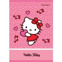 My Note Hello Kitty Pp Kalpli A4 40 Yaprak Müzik Defteri