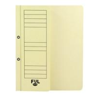 Ofix Karton Dosya Yarım Kapak 10'lu Renk - Sarı