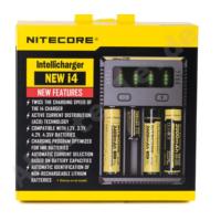 Nitecore New İ4 İntelli Charger Li-İon Şarj Cihazı