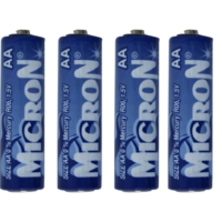 Micron 4'lü Kalem Pil Aa 375515