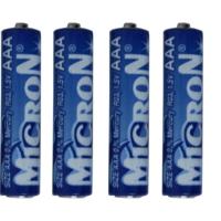 Micron 4'lü İnce Kalem Pil Aaa 375516