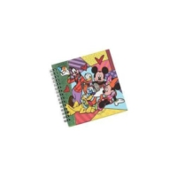 Enesco Disney By Britto Mickey And Frineds Not Defteri (80 Sayfa, 14 Cm)