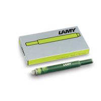 Lamy Charged Green Dolma Kalem Kartuşu T10Cg
