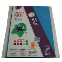 Craft And Arts Eva A4 10'lu