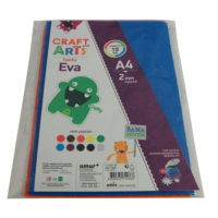 Craft And Arts Eva A4 Havlu 10'lu