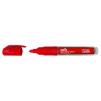 Umix Kartuşlu Beyaz Tahta Kalemi Kırmızı