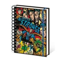 Pyramid International A5 Defter Marvel Retro Doctor Strange Comic Sr72193