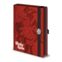 Pyramid International A5 Premium Defter Dc Comics Harley Quinn Sr72113