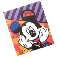 Enesco Disney By Britto Mickey Mouse Not Defteri (75 Sayfa, 12 Cm)