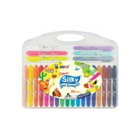 Amos Colorix Silky Gel Crayon 24 Renk